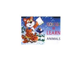 animals (colour and learn)