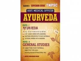 AYURVEDA (ASST. MEDICAL OFFICER)
