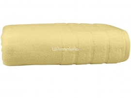 Bath Terry Towel Yellow