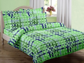 Chex - Single Bed Sheet Set