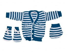Chittu Baby Sweaters (Dark Blue)