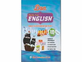 Don English 10th (Based on the latest Question Paper Pattern)