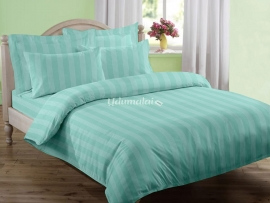 EATON STRIPES - King Size Bed Sheet Set
