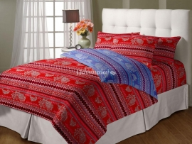Ethno - Double Reversible Quilt