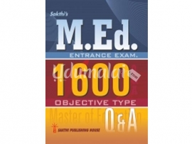M.ED 1600 OBJECTIVE TYPE Q&A