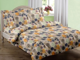 Moon - Single Bed Sheet Set