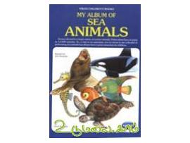 my album of sea animals