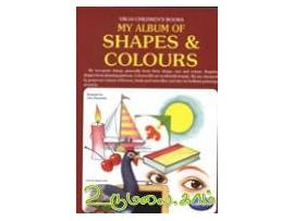 My album of shapes & colours