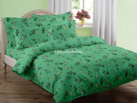 RABBIT - Double Bed Sheet Set