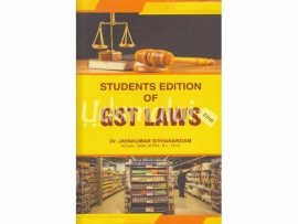 Students Edition Of Gst Laws