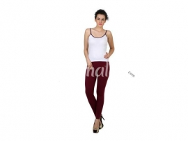Twin birds womens leggings Grape vine