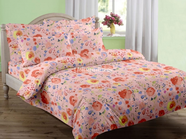 Flora   Single Bed Sheet Set, Buy Flora   Single Bed Sheet Set Online, Bed  Sheets Online Shopping